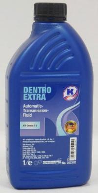 Трансмиссионное масло для коробки Автомат DENTRO EXTRA 1л KUTTENKEULER Купить в Луганске ЛНР