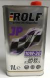 Моторное масло ROLF JP 10w 30 1л Купить в Луганске ЛНР