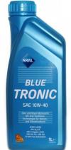 Моторное масло 10W40 ARAL Blue Tronic 1л Купить в Луганске ЛНР