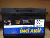 Купить Аккумулятор INCI AKU L+ 60Ah  540A в Луганске ЛНР