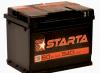 Купить Аккумулятор 6CT STARTA L+ 60Ah  540A в Луганске ЛНР