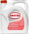 Антифриз SINTEC - 45 град (малиновый) ULTRA G11 силикатный 5 кг Купить в Луганске ЛНР
